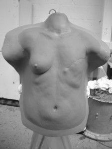 mastectomy appliance sculpt