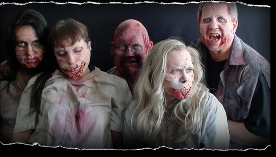 Zombie Hoarde June 2011