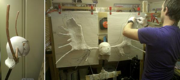 Antlers Armature