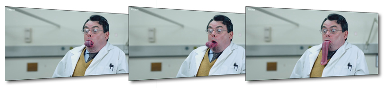 Kevin Tongue Sequence