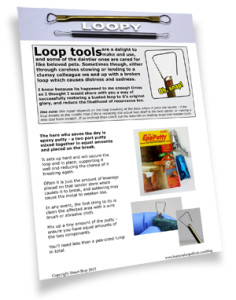 Repair loop tool tutorial PDF