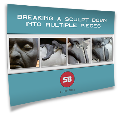 Breaking Down Prosthetic Sculpts-1